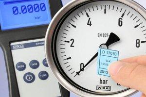 Calibração de Manómetros e Sondas de Temperaturas