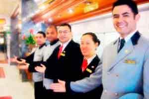 Auxiliar de Hotelaria Profissional