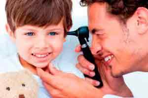 Auxiliar de Audiologia Infantil