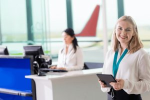 Atendente Aeroportuário