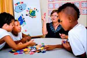 Alfabetização do Ensino Fundamental