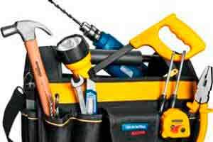 Conserto de ferramentas