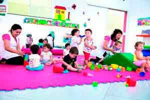 Desenvolvimento e Estimulação Infantil
