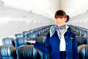 Aeromoça Profissional