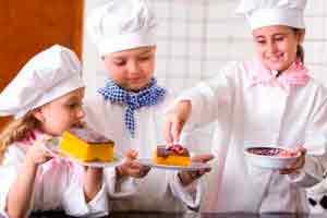 Aperfeiçoamento em Gastronomia Infantil