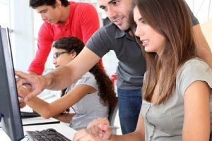 A comunidade dos E-Teachers
