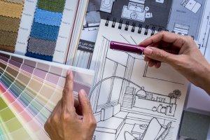 Design de Interior e Exterior