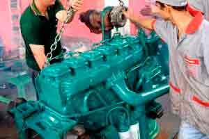 Bomba injetora de motores diesel